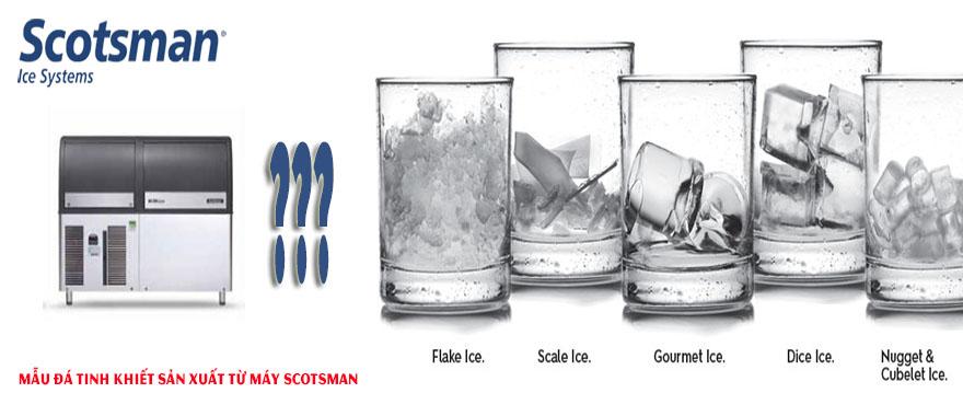 máy làm đá viên scotsman