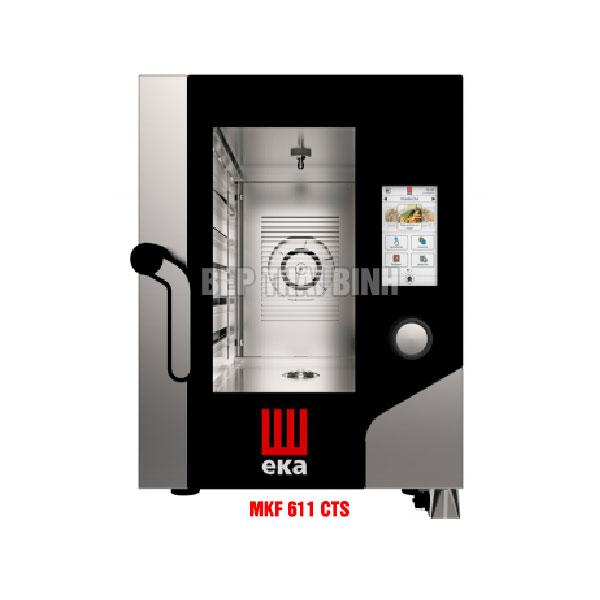 lò hấp nướng đa năng EKA MKF 611 CTS